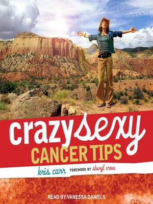 cover image of Crazy Sexy Cancer Tips