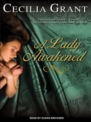 cover image of A Lady Awakened