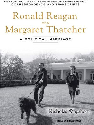 cover image of Ronald Reagan and Margaret Thatcher