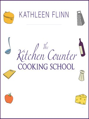 cover image of The Kitchen Counter Cooking School