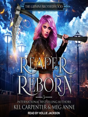cover image of Reaper Reborn