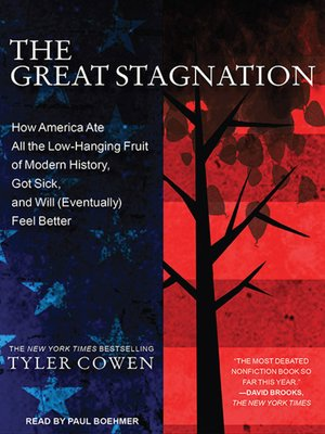 cover image of The Great Stagnation
