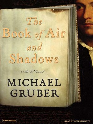 cover image of The Book of Air and Shadows