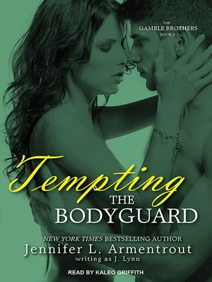 cover image of Tempting the Bodyguard