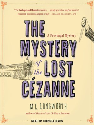cover image of The Mystery of the Lost Cezanne
