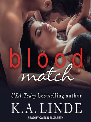 cover image of Blood Match