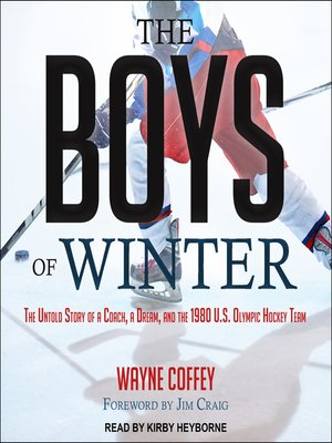 cover image of The Boys of Winter