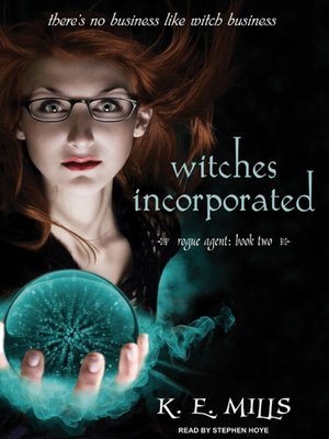cover image of Witches Incorporated