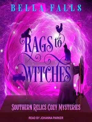 cover image of Rags to Witches