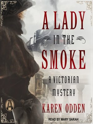 cover image of A Lady in the Smoke