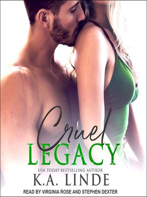 cover image of Cruel Legacy
