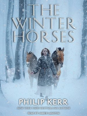 cover image of The Winter Horses