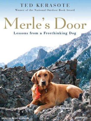 cover image of Merle's Door