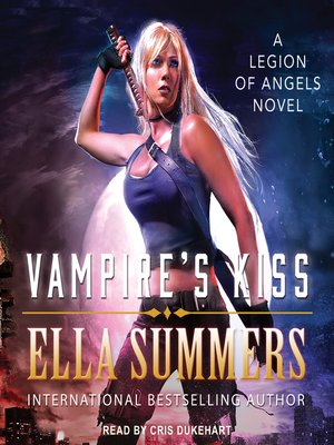 cover image of Vampire's Kiss