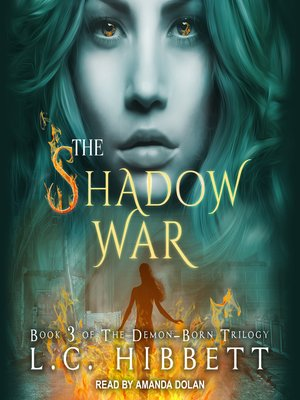 cover image of The Shadow War--A Dark Paranormal Fantasy