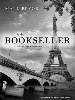 cover image of The Bookseller--The First Hugo Marston Novel