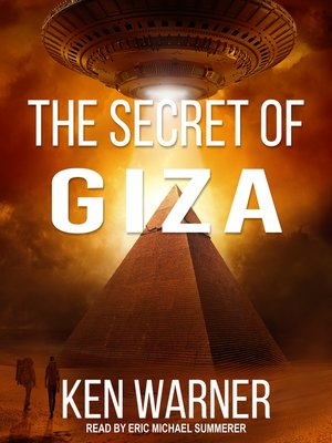 cover image of The Secret of Giza