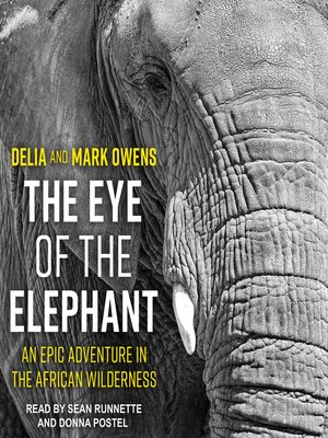 cover image of The Eye of the Elephant