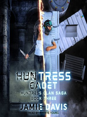 cover image of Huntress Cadet