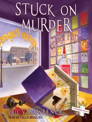 cover image of Stuck on Murder
