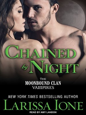 cover image of Chained by Night