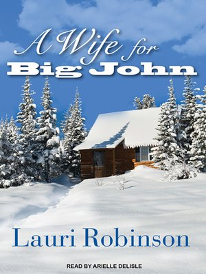 cover image of A Wife for Big John
