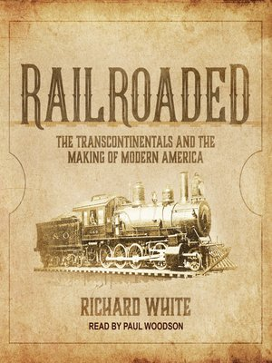 cover image of Railroaded