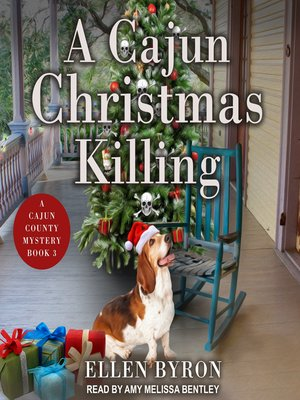 cover image of A Cajun Christmas Killing