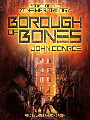 cover image of Borough of Bones