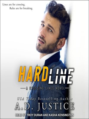 cover image of Hard Line