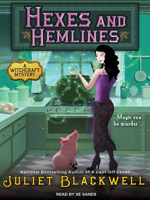 cover image of Hexes and Hemlines
