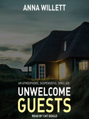 cover image of Unwelcome Guests