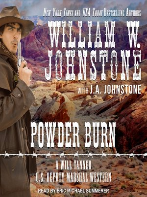 cover image of Powder Burn