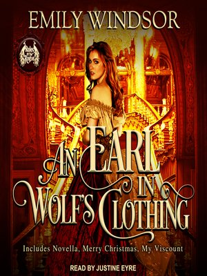 cover image of An Earl in Wolf's Clothing