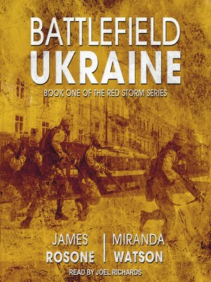 cover image of Battlefield Ukraine