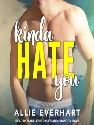 cover image of Kinda Hate You