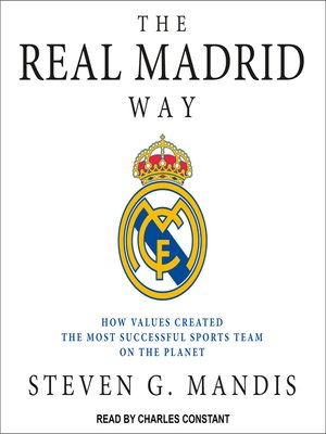 cover image of The Real Madrid Way