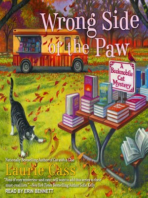 cover image of Wrong Side of the Paw