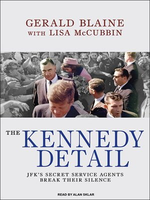 cover image of The Kennedy Detail