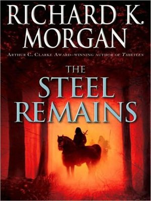 cover image of The Steel Remains