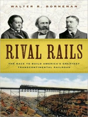 cover image of Rival Rails