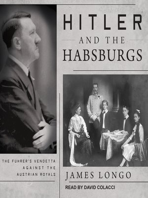 cover image of Hitler and the Habsburgs