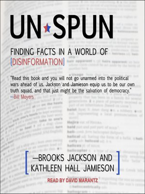 cover image of unSpun