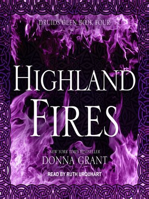 cover image of Highland Fires
