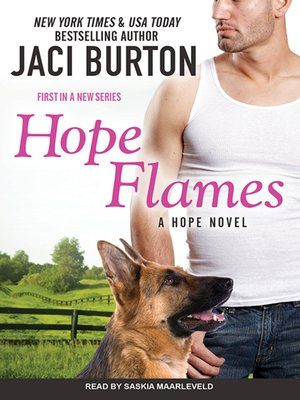 cover image of Hope Flames
