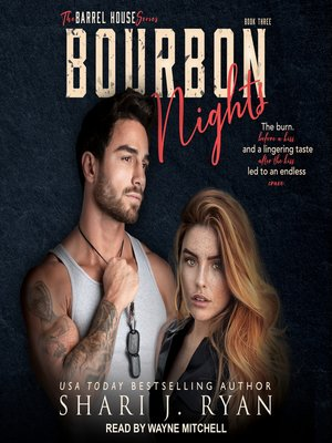 cover image of Bourbon Nights