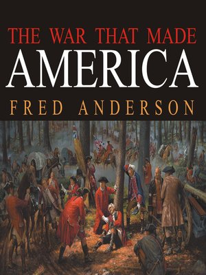 cover image of The War That Made America