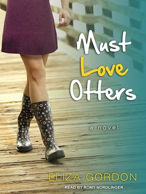 cover image of Must Love Otters