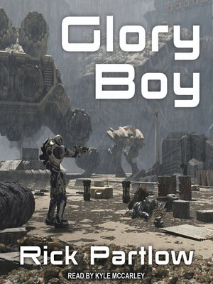 cover image of Glory Boy
