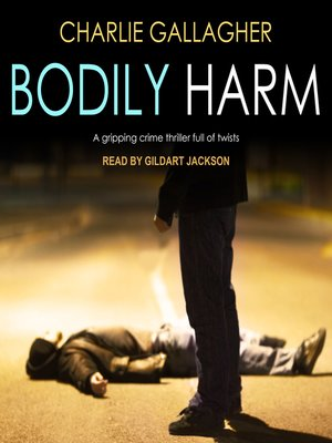 cover image of Bodily Harm